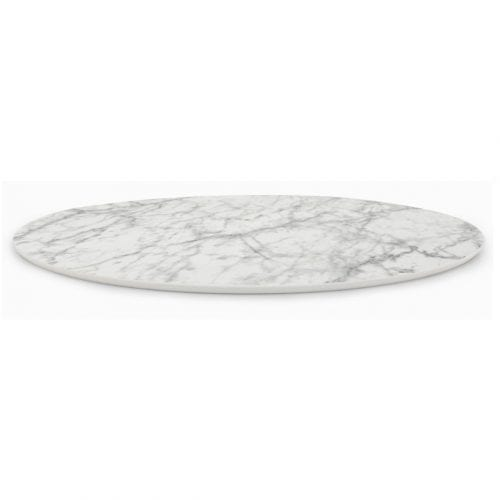 Compact Marble Effect Laminate Table Tops