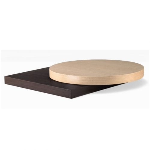 Laminate & ABS Edging Table Tops