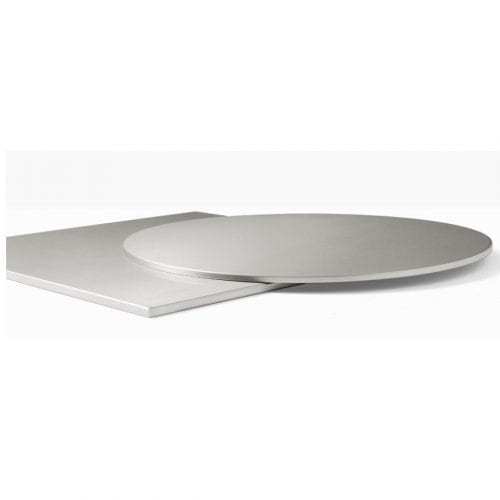 Stainless Steel Outdoor Table Tops