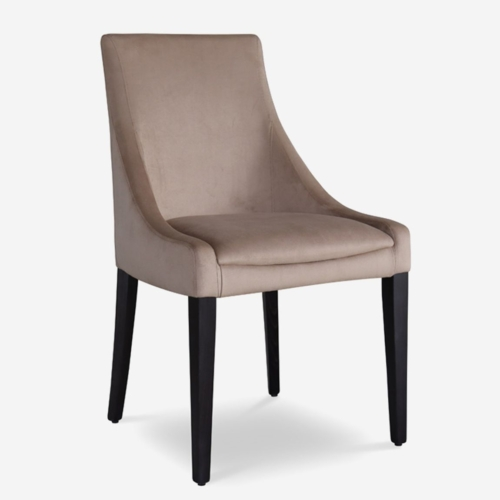 dining chair suitable as a bedroom desk chair or restaurant chair