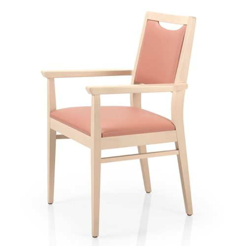 highback version of the betty dining armchair
