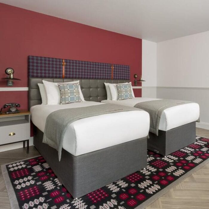 commercial furniture for bedroom in hotel