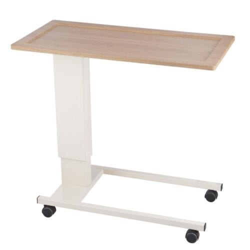 Low Profile Over Bed Table