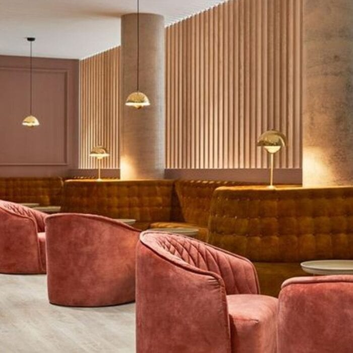 hotel lounge area contract furniture