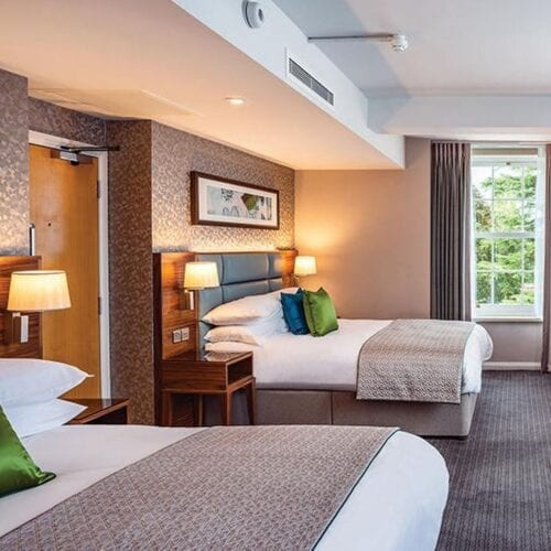South West London Hotel Case Goods