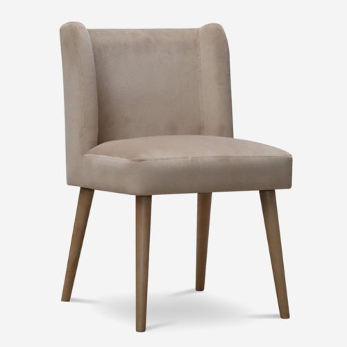 front view of valentino chair suitable for restaurants