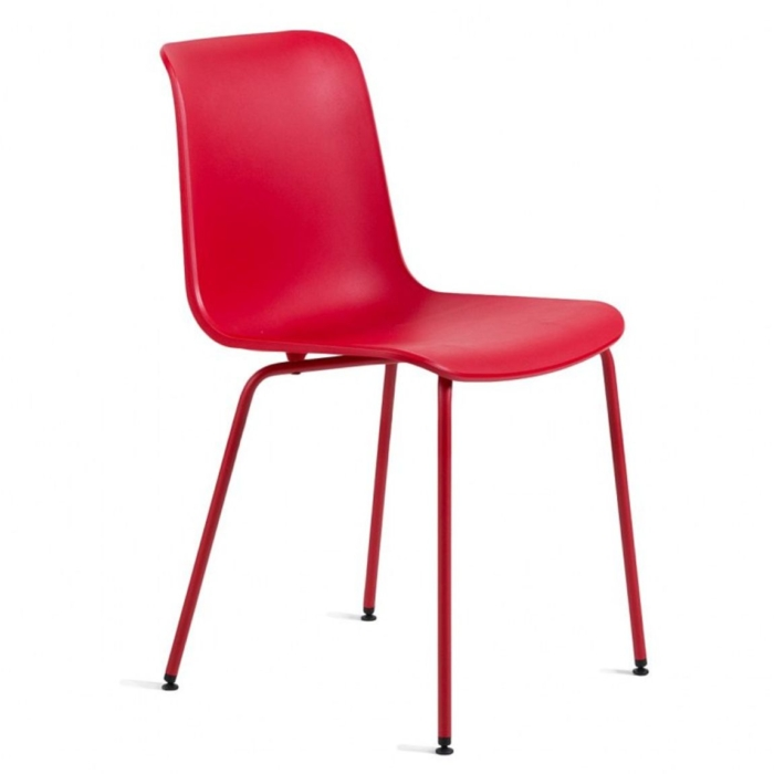 Cool chair shwoing powder coated metal legs