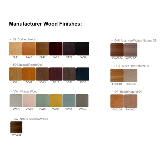 image showing wood stain finishes