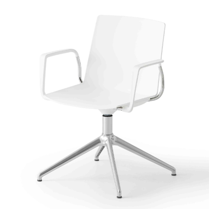 jubel armchair with spider base