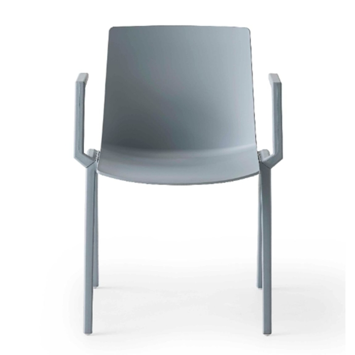 front view of jubel armchair