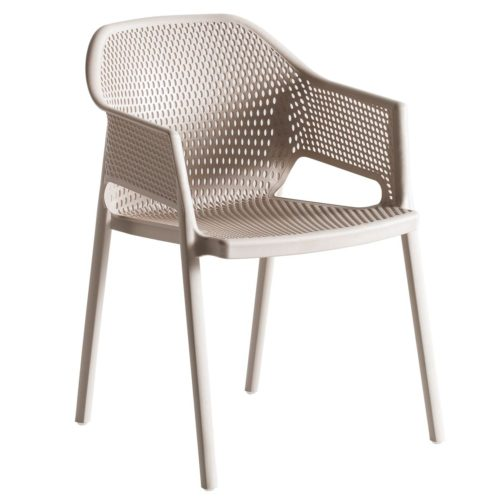 minush armchair for outdoor use