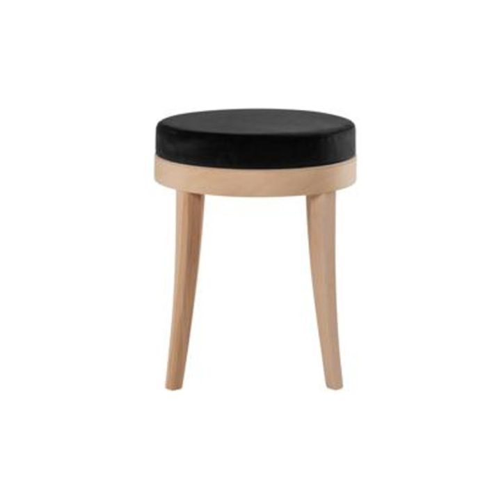 side view of bacco low stool