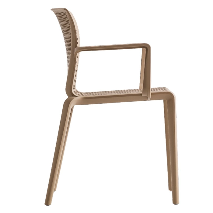 side view of spyker armchair