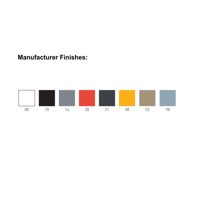 available colours for the spyker chair