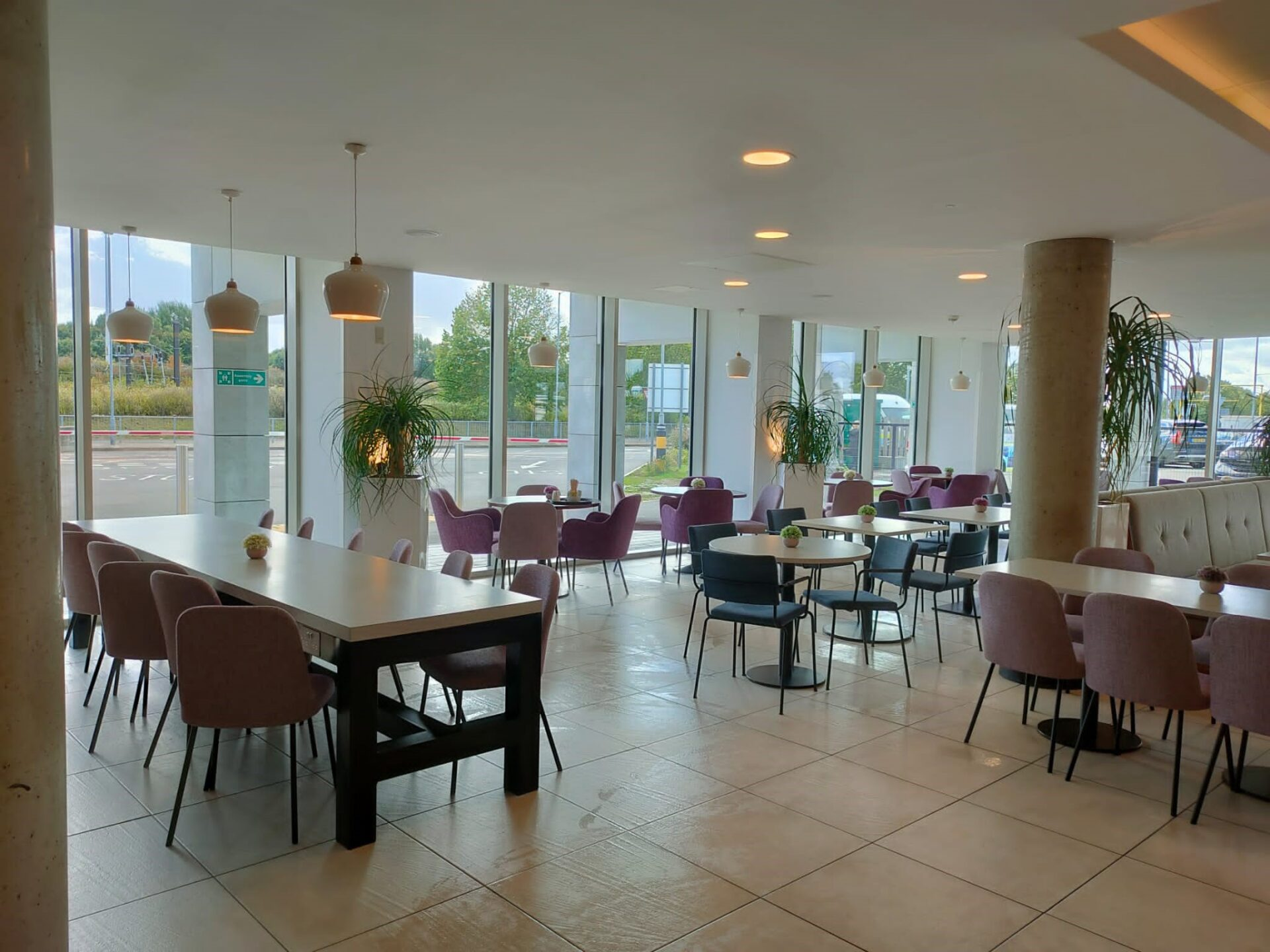 Hampton by Hilton Stansted Airport